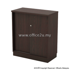 Q-YS9-W SLIDING DOOR LOW CABINET